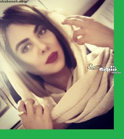 عکس های الهام اخوان بازیگر نقش گوهر در سریال باخانمان