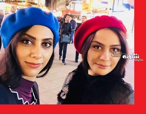 بیوگرافی مارال فرجاد و خواهرش مونا فرجاد