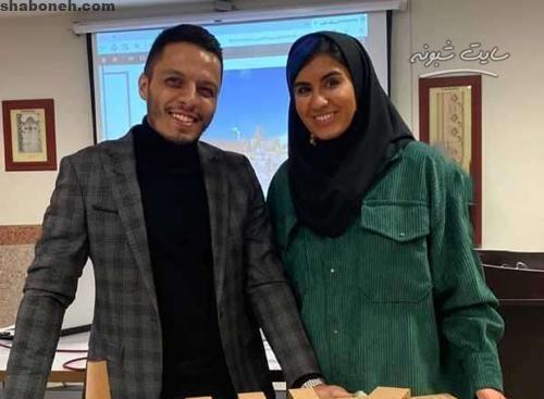 بیوگرافی محمد بزرگی چترباز (کیست) و همسرش پریسا بختیاری +اینستاگرام