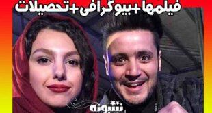 بیوگرافی مهران رنجبر بازیگر و همسرش + خانواده و فیلم های سینمایی