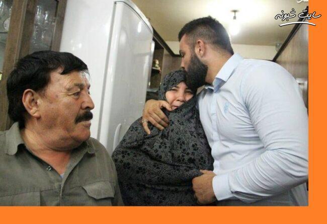 زندگینامه امیر علی اکبری و پدر و مادرش و خانواده