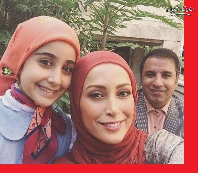 بیوگرافی علی سلیمانی بازیگر و همسرش سهیلا جوادی و دخترش