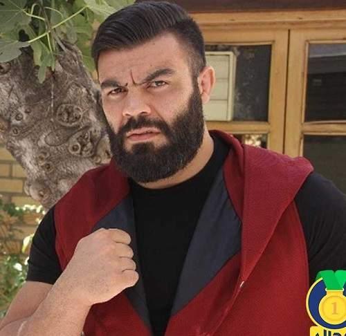 زندگینامه امیر علی اکبری یو اف سی کار mma +فیلم مبارزه ها و عکس
