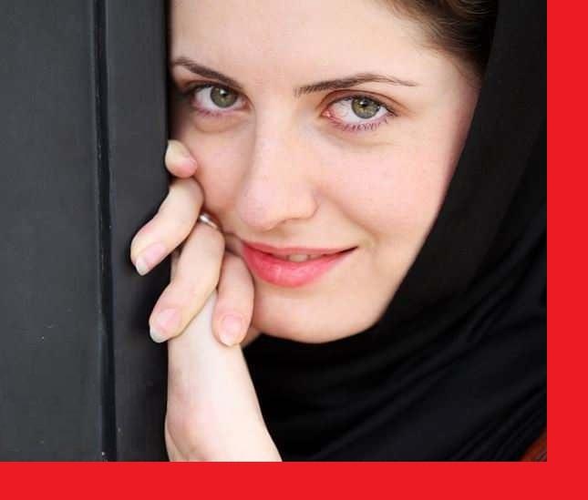 بازیگر نقش غزاله در سریال یک مشت پر عقاب +عکس جنجالی