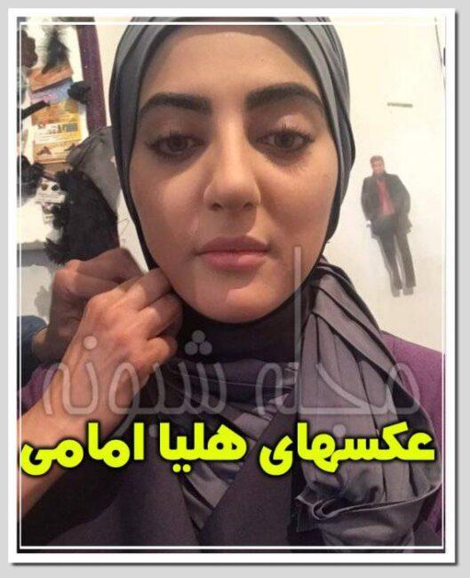 بازیگر نقش آذر در سریال دادستان کیست؟ عکس جنجالی هلیا امامی
