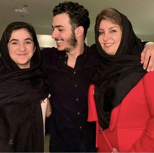بازیگر نقش کاوه در سریال میخواهم زنده بمانم کیست + علی شادمان و همسرش