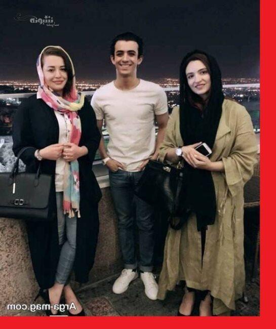 بازیگر نقش کاوه در سریال میخواهم زنده بمانم کیست +همسر علی شادمان بازیگر