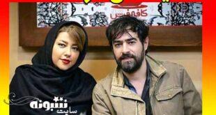 پریچهر حسینی همسر شهاب حسینی طلاق گرفته است؟ +مدرک