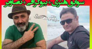بیوگرافی هادی عامل هاشمی بازیگر و همسرش + اینستاگرام و سوابق