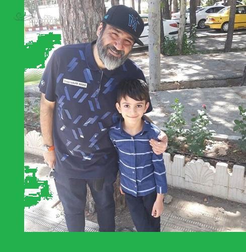 بیوگرافی امیرعباس نورزایی بازیگر خردسال + اینستاگرام و سوابق