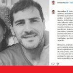 جدایی کاسیاس از همسرش سارا کاربونرو +جزییات