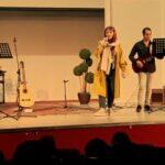 تک خوانی و آواز دختر (زن) بی حجاب در شهرداری منطقه ۱۳ +فیلم