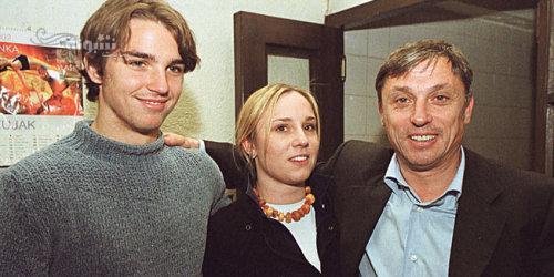بیوگرافی زلاتکو کرانچار سرمربی فوتبال و همسرش + اینستاگرام