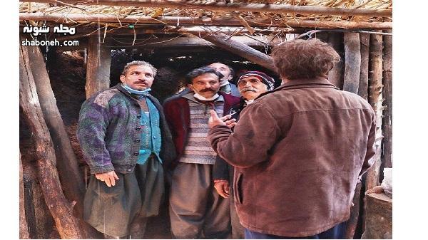 حذف و سانسور شجریان از سریال نون خ علت تاخیر در پخش سریال نون خ