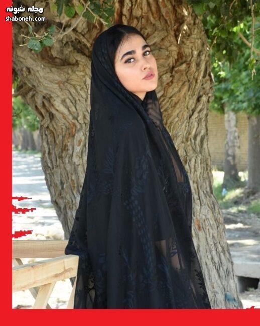 عکس های آدرینا صادقی بازیگر سریال احضار در اینستاگرام +تصاویر