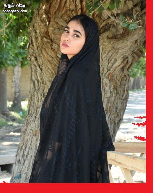 بیوگرافی آدرینا صادقی بازیگر سریال احضار و همسرش + اینستاگرام و سوابق