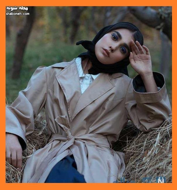 آدرینا صادقی بازیگر نقش مائده در سریال احضار کیست؟ اینستاگرام و بیوگرافی آدرینا صادقی