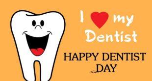 متن تبریک روز دندانپزشک به انگلیسی و ترجمه فارسی با عکس نوشته