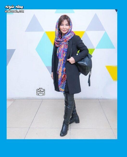 عکس های کشف حجاب فقیهه سلطانی بازیگر