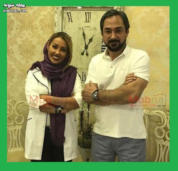 بازیگر نقش جمال در سریال یاور کیست + همسر محمد حاتمی