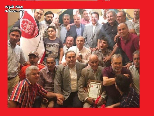 بیوگرافی حمید جاسمیان پیشکسوت پرسپولیس و همسر و فرزندانش + علت درگذشت