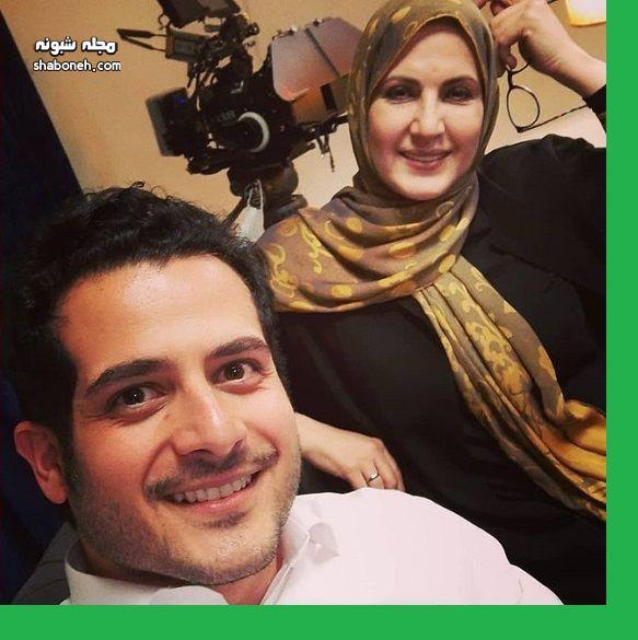 بیوگرافی مهروز ناصرشریف بازیگر و همسرش + اینستاگرام و سوابق