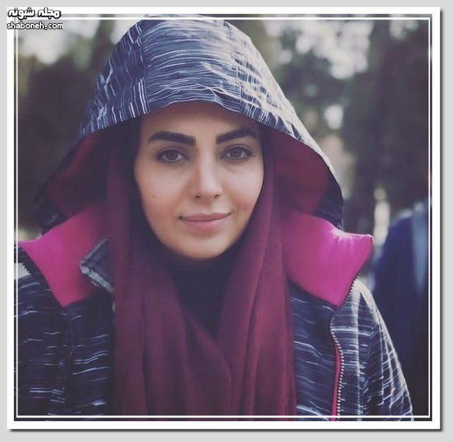 عکس های جدید مهشید جوادی بازیگر نقش مرضیه در سریال بچه مهندس