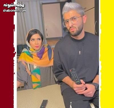بیوگرافی متین امینی شاخ اینستاگرام + همسر و درامد