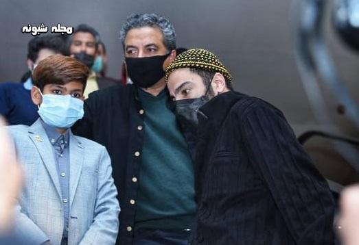 بازیگر نقش یدو در فیلم یدو کیست +بیوگرافی میلاد صویلاوی