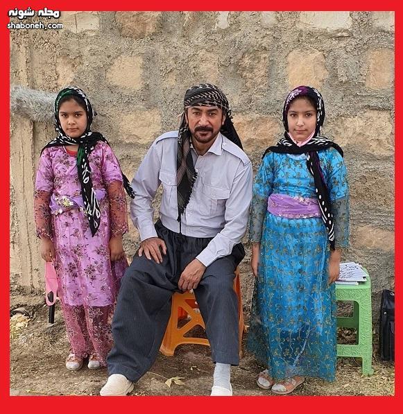 بیوگرافی محمد حاتمی بازیگر و همسرش + عکس و پیج اینستاگرام
