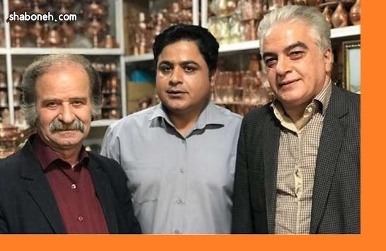 بیوگرافی مرتضی کاظمی بازیگر و همسرش + فرزندان و اینستاگرام