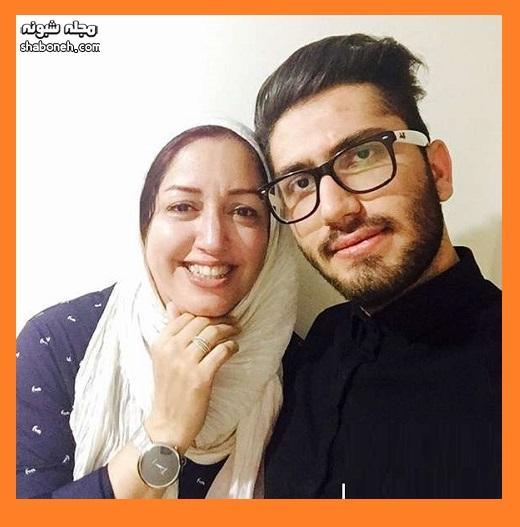 بیوگرافی مریم سرمدی بازیگر و پسرش عرفان مقدم + اینستاگرام فرزندان