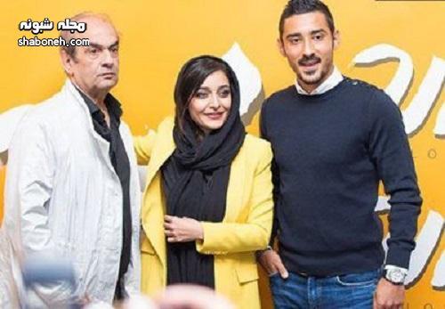 بیوگرافی ساره بیات بازیگر و همسرش علیرضا افکاری + قبل عمل و عکس بی حجاب