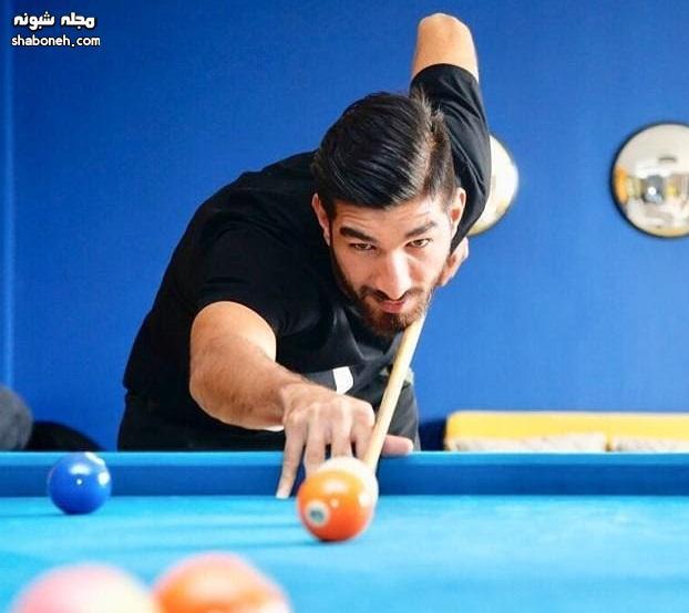 بیوگرافی شهریار مغانلو (فوتبالیست) بازیکن پرسپولیس و همسرش +اینستاگرام