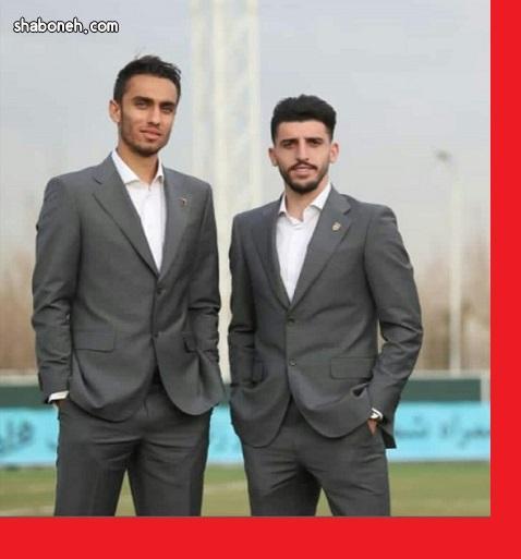 بیوگرافی سینا زامهران فوتبالیست و همسرش + سوابق فوتبال