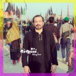 بیوگرافی عباس موزون مجری برنامه زندگی پس از زندگی و همسرش +اینستاگرام