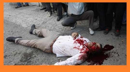 قتل پدر توسط پسر در رشت با اسلحه شکاری +عکس