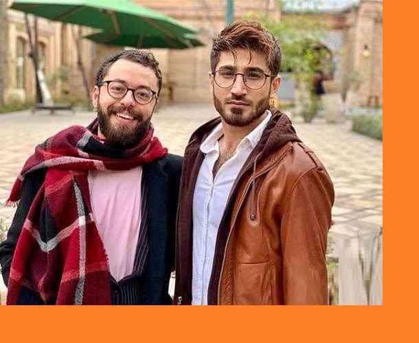 بازیگر نقش محمد در سریال لحظه گرگ و میش کیست +اینستاگرام