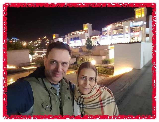 بیوگرافی شهروز ابراهیمی و مادرش کیست ویکی پدیا و اینستاگرام و عکس