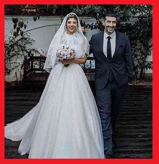 عکس های عروسی مهسا طهماسبی و همسرش کیست