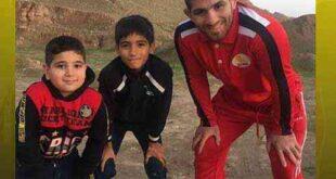 بیوگرافی سامان عبدولی کشتی گیر و همسرش و فرزندان + ایستاگرام + ویکی پدیا