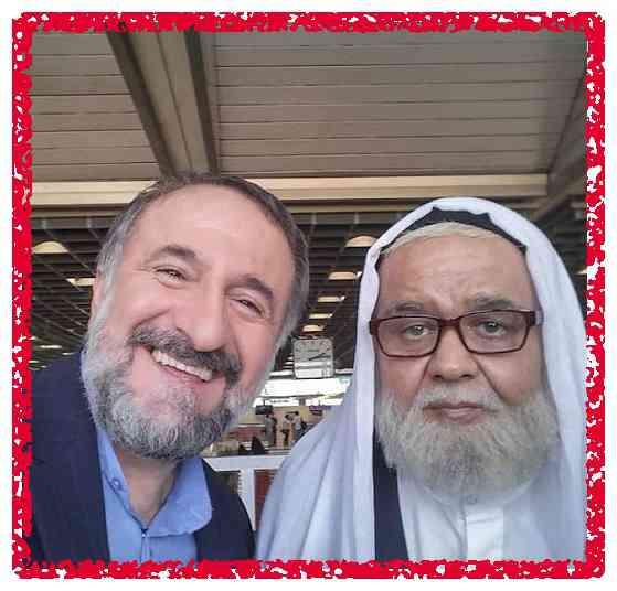 بیوگرافی مهران رجبی و اکبر عبدی