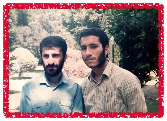 بیوگرافی و عکس جوانی مهران رجبی در جبهه