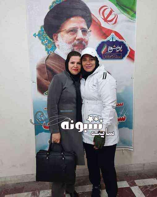 بیوگرافی گیتی موسوی قویترین زن جهان و همسرش +عکس و اینستاگرام و ویکی پدیا