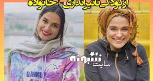 بیوگرافی نجمه خدمتی (تیراندازی) و همسرش + عکس و اینستاگرام و سن قد و وزن