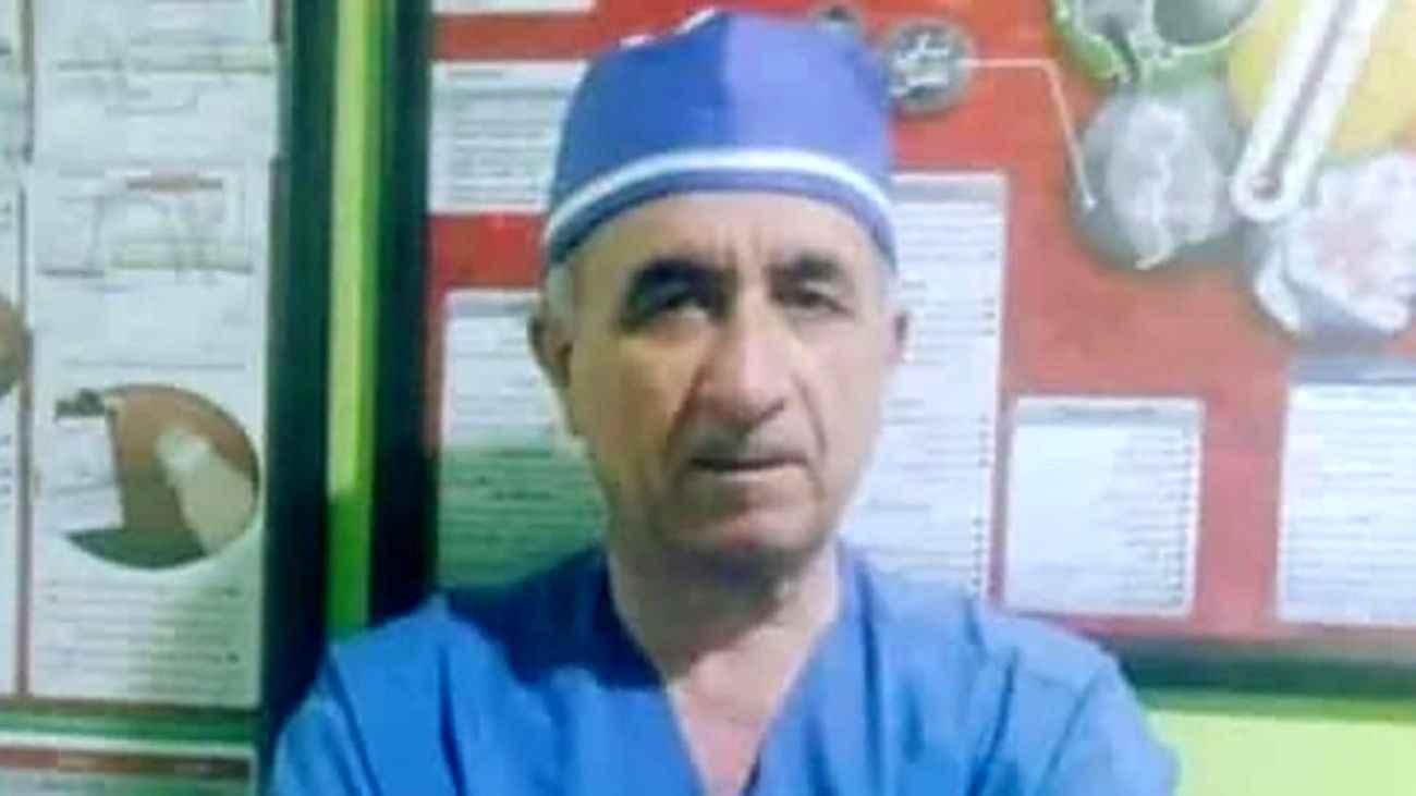 بیوگرافی عباس رحیمی جراح +درگذشت بر اثر کرونا