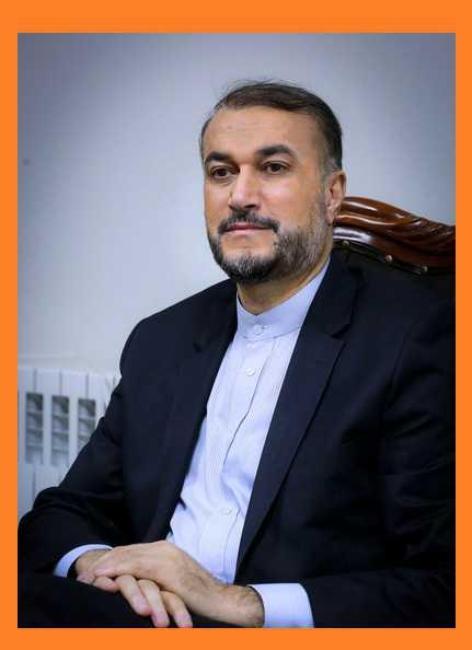 بیوگرافی حسین امیر عبداللهیان وزیر امور خارجه +عکس