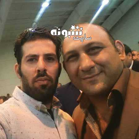 بیوگرافی احمدرضا امامی رزمی کار سامبو و قهرمان MMA و همسرش +اینستاگرام