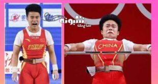 بیوگرافی هو ژیهوی وزنه بردار زن چینی که مرد از آب درامد +عکس و اینستاگرام