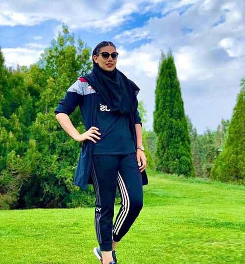 بیوگرافی مونا دریس محمودی والیبالیست و همسرش + اینستاگرام و قد و سن